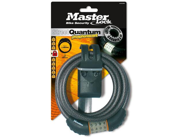 Masterlock Quantum 8190 Nightglow Bike Lock